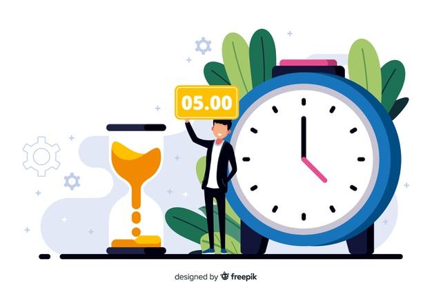 שעון נוכחות עובדים
